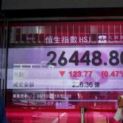 Bourse : peu de valeurs parviennent à rassurer les investisseurs