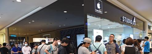 Apple en baisse malgré les recommandations des analystes