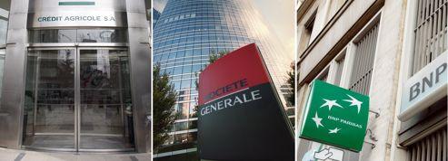 Rebond des valeurs bancaires: la sélectivité s'impose à la Bourse de Paris