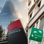 Le rattrapage des valeurs bancaires n'est pas encore terminé