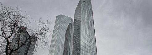 Deutsche Bank : l'État allemand ne payera pas, les actionnaires vont renflouer