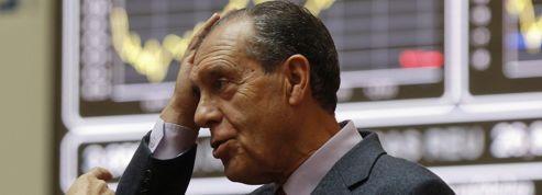La Bourse de Paris en repli, plombée par les incertitudes