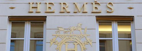 Hermès profite aussi de la vigueur du luxe