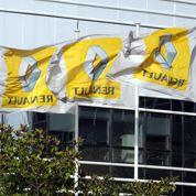Performances trimestrielles records pour Renault, le titre en nette hausse