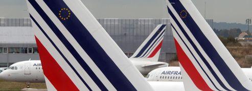 Air France-KLM affiche un trafic en forte amélioration