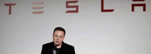 Tesla envisage de se lancer dans le streaming musical pour équiper ses voitures