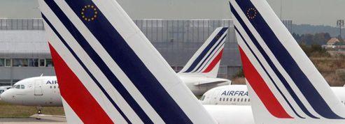 Le trafic d'Air France KLM en forte hausse, la Bourse apprécie