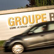 Ventes de véhicules records pour Renault au premier semestre