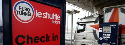 Eurotunnel: la hausse des tarifs compense le recul du trafic