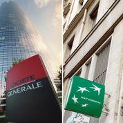 La Fed et les fusions poussent le cours des banques à la hausse