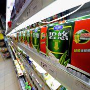 Danone dopé par la Chine au troisième trimestre