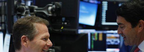 La Bourse de Paris repart du bon pied après huit séances de baisse