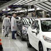 Peugeot et Renault portés par la hausse des immatriculations