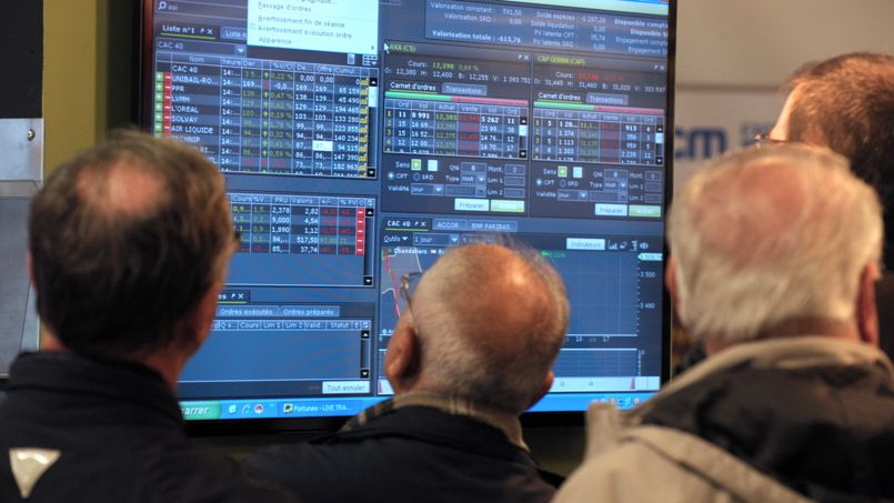 La Bourse de Paris finit en net recul dans le sillage de Wall Street