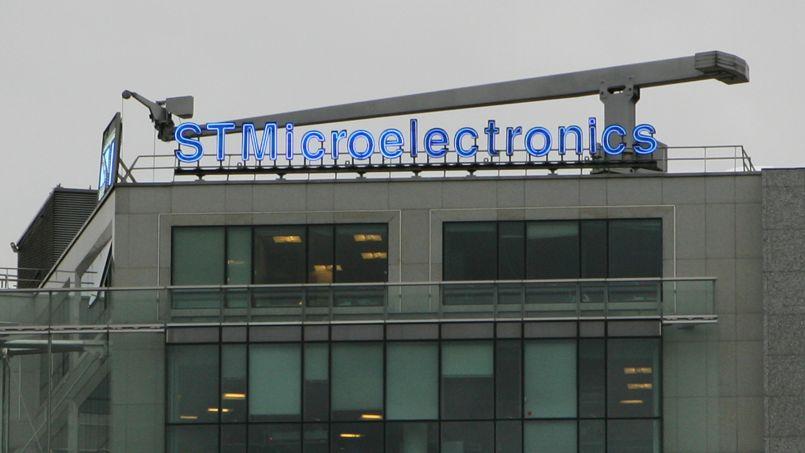 STMicroelectronics victime collatérale de la chute des valeurs technologiques sur le Nasdaq