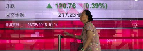 L'ouverture des Bourses chinoises à l'international franchit un grand pas