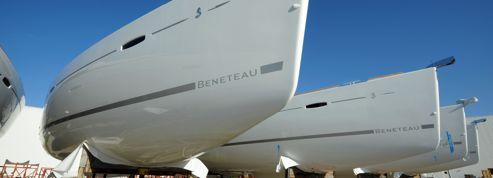 Chute de l'action Beneteau après la révision en baisse de ses objectifs