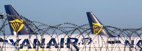 Les compagnies aériennes à la peine après l'avertissement sur résultats de Ryanair