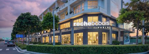 Roche Bobois: fort potentiel de croissance aux États-Unis