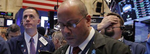 Wall Street: l'inversion de la courbe des taux inquiète les investisseurs