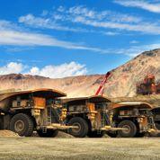 Les producteurs de métaux et les sidérurgistes se distinguent à la hausse