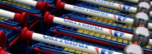 Carrefour en nette hausse après de solides ventes