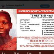 Paris : la police cherche un enfant de 12 ans, disparu depuis plus de deux semaines
