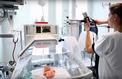 Une caméra sans fil pour soigner les bébés prématurés