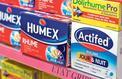 Des médicaments contre le rhume sont désormais interdits de publicité