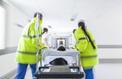 Urgences saturées: le «No Bed Challenge» compte les nuits passées dans les couloirs