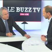 Franz-Olivier Giesbert: «Je ne comprends pas les critiques contre Karine Le Marchand»