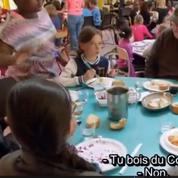 Les cantines françaises vues par Michael Moore