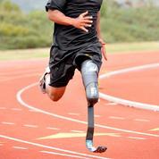 Des prothèses de champion pour que les enfants amputés puissent courir