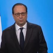 Au moins 14,2 millions de téléspectateurs devant le renoncement de François Hollande