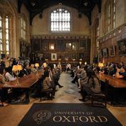 Oxford ne l'a pas rendu «riche et célèbre»: il poursuit l'établissement en justice
