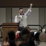 Après son «Heil Trump!», le suprémaciste blanc Richard Spencer embrase une fac texane