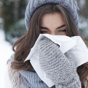 Un temps froid et sec, une aubaine pour la grippe