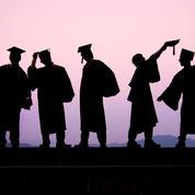 Le nombre d'étudiants a atteint un nouveau record en France
