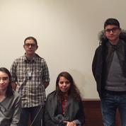 Éva, Kevin, Ilham et Raphaël, passeurs de mémoire de la Shoah