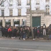 Affaire Théo: plusieurs lycées de région parisienne à nouveau bloqués ce matin