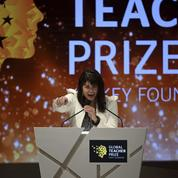 Une Canadienne remporte le titre de «meilleure prof du monde»