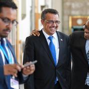 Pour la première fois, l'OMS va être dirigée par un Africain