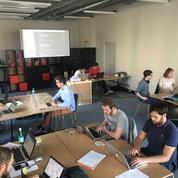À Lille, «le Wagon» forme des développeurs web à grande vitesse