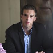 Ludovic Pajot, 23 ans, benjamin de l'Assemblée nationale