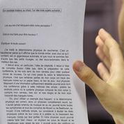 Bac : la correction d'une copie de philo laisse peu de place au hasard