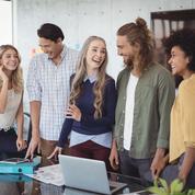 Au travail, les jeunes préfèrent être épanouis que bien payés