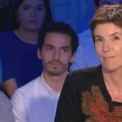 Les premiers pas timides de Christine Angot dans ONPC sur France 2