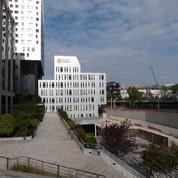 Visite guidée du nouveau bâtiment de l'Iéseg à La Défense