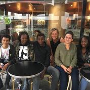 Les collégiens du film Les Grands esprits racontent leur tournage avec Denis Podalydès