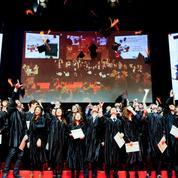 Combien gagne un jeune diplômé d'école de commerce?